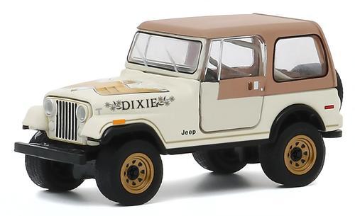 Jeep CJ-7 1979 Golden Eagle