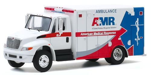 American Medical Response (AMR) Ambulance 2013 International Durastar