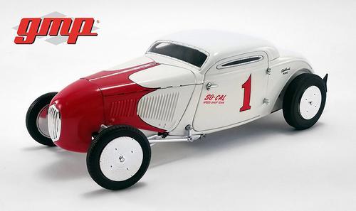 1934 So-Cal Speed Shop Team #1 Salt Flat Coupe (Sept 30)