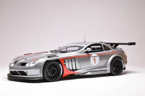 2008 Mercedes McLaren SLR 722 GT #1 GT Trophy Alesi