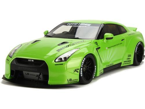 Nissan GT-R R35 GTR LB Performance