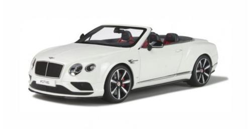 Bentley Continental GT V8S Convertible 2014