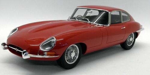 Jaguar E-Type Coupe 1/12