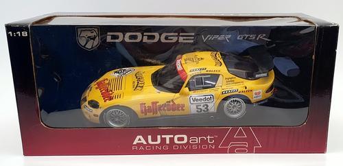 Dodge Viper GTS-R 1999 Zakspeed Team #53