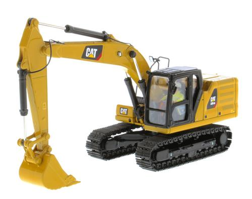 Caterpillar 320 GC Hydraulic Excavator - Next Generation Design - High Line Series