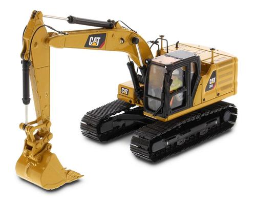 Caterpillar 323 Hydraulic Excavator - Next Generation Design - High Line Series