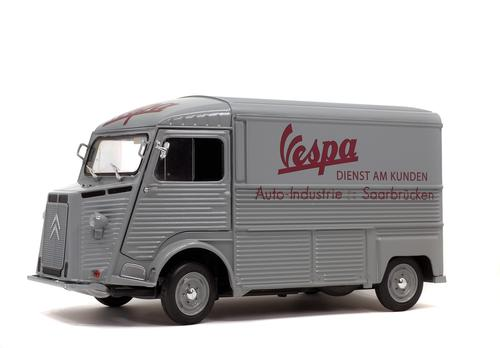CITROEN TYPE HY VESPA 1969 (Oct 23)
