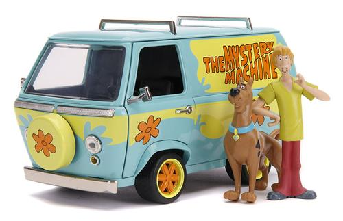 The Mystery Machine with Scooby Doo and Shaggy Figures (Oct 26)