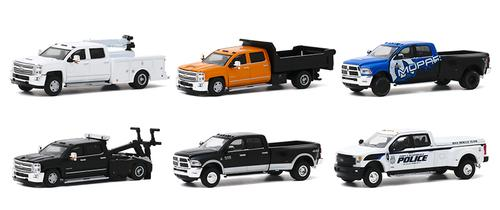 1/64 DUALLY DRIVERS SERIES 4 Set