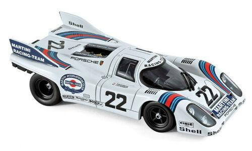 1971 Porsche 917 LeMans Winner #22 Marko Van Lennep (Oct 26)