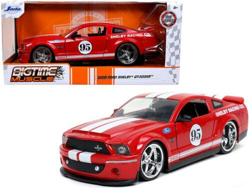 2008 FORD SHELBY GT-500KR
