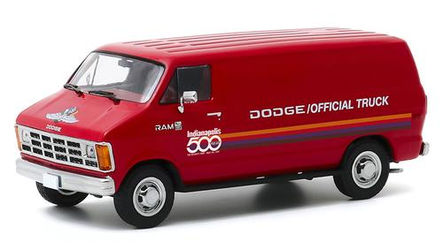 1987 Dodge Ram 1500 Van 71st Annual Indianapolis 500 Mile Race Official Truck