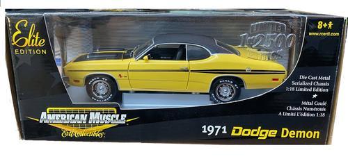 Dodge Demon 1971 *Chase car*
