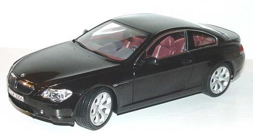 BMW 6 Series Coupe E63 2003
