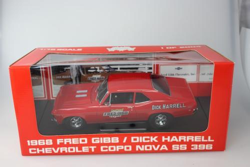 Chevrolet Nova SS 396 1968