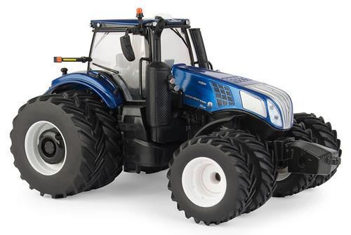 New Holland T8.435 Blue Power Tractor