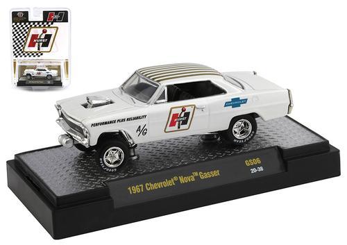 1967 Chevrolet Nova Gasser Hurst