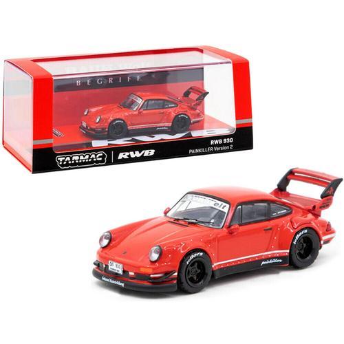 Porsche RWB 930 Painkiller Version 2 RAUH-Welt BEGRIFF