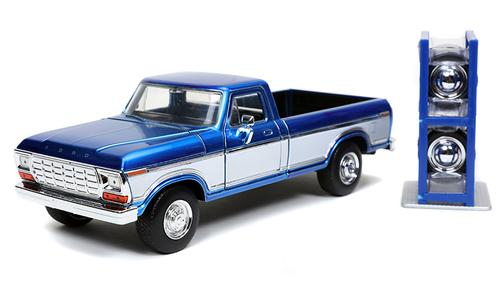 Ford F-150 1979 Pickup with Extra Wheels