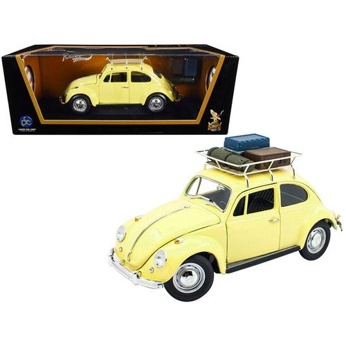 Volkswagen Beetle 1967 with Accessories