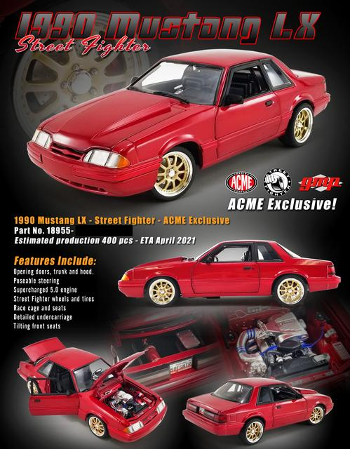 Ford Mustang 5.0 LX 1990