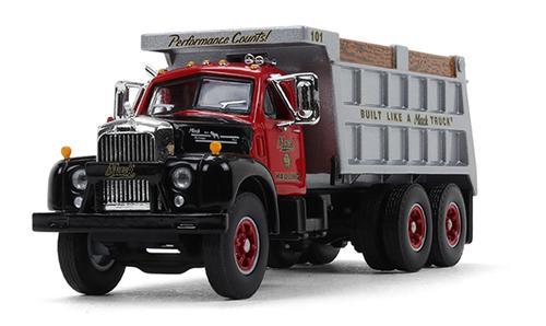 Mack B-61 Dump Truck