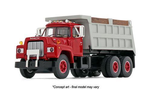 Mack R Dump Truck