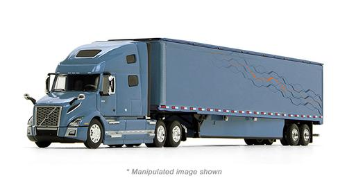 Volvo VNL 760 High-Roof Sleeper with 53' Trailer