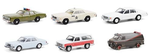 1/64 Hollywood Special Edition: The A-Team SET