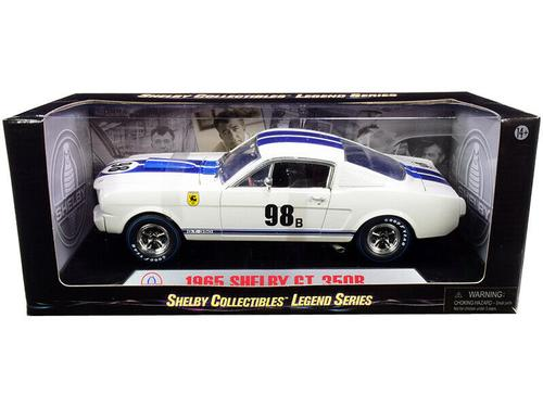 Ford Mustang Shelby GT-350R 1965 #98B