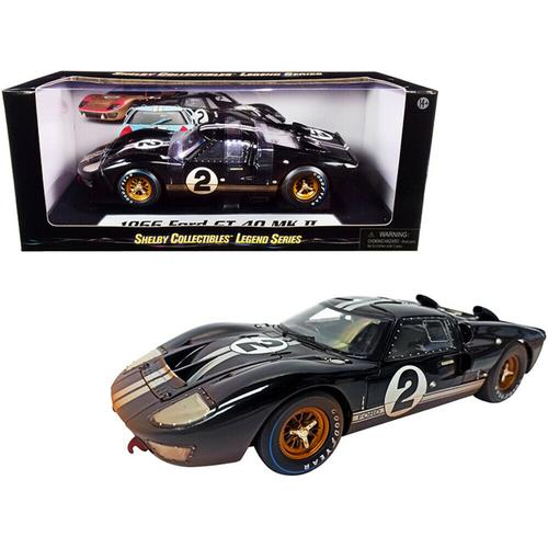 Ford GT-40 MKII 1966 #2 After Race (Dirty Version)