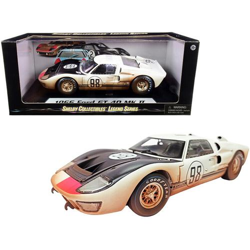 Ford GT-40 MKII 1966 #98 After Race (Dirty Version)