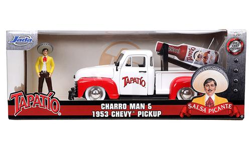 1953 Chevrolet Pickup with Charro Figure