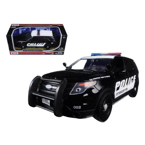 Ford Interceptor 2015 Police
