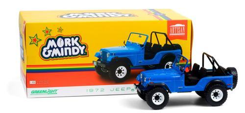 1972 Jeep CJ-5 Mork & Mindy