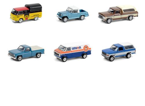 Blue Collar Collection Series 8 Set