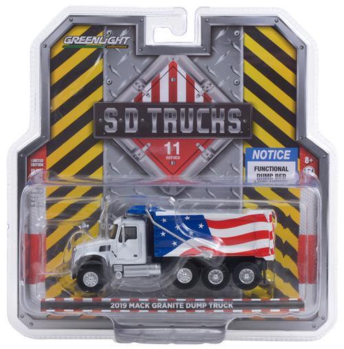 2019 Mack Granite Dump Truck
