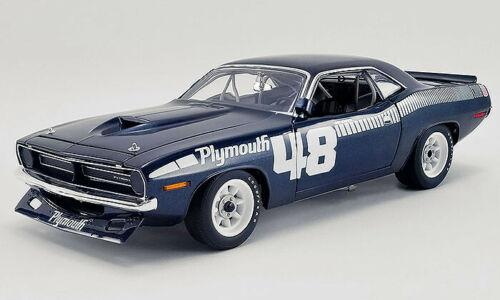 Plymouth Cuda AAR 1970 Trans Am #48 Pilot Car - Gurney Savage (February)