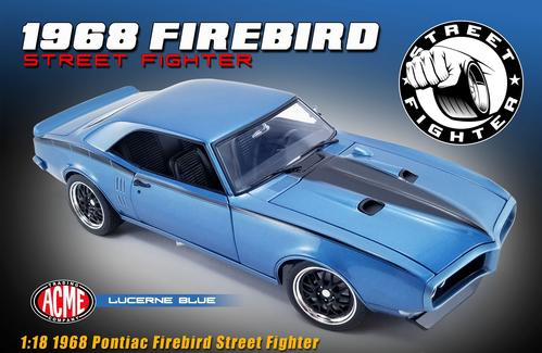 Pontiac Firebird 1968 Street Fighter (February)