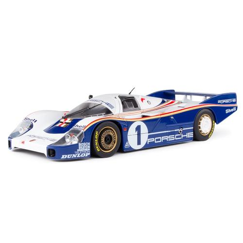 Porsche 956 LH #1 Winner 24h Le Mans 1982