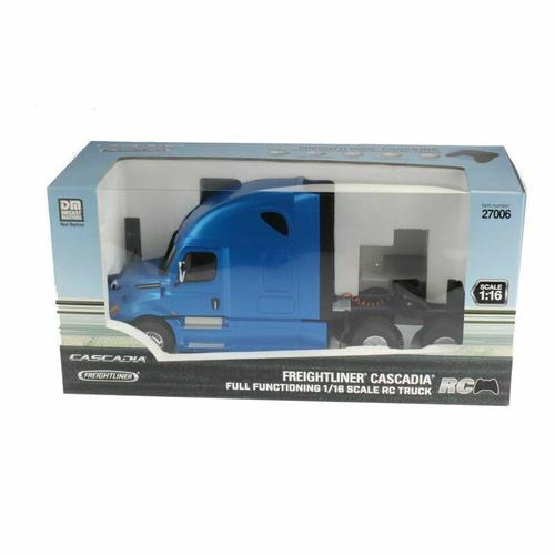 Freightliner Cascadia Blue 1:16 Radio Controlled 2.4Ghz