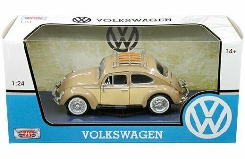 Volkswagen Beetle 1966 with Luggage Rack