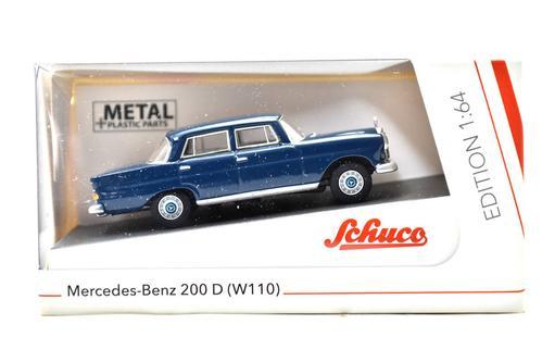 Mercedes-Benz 200D Fintail (W110)