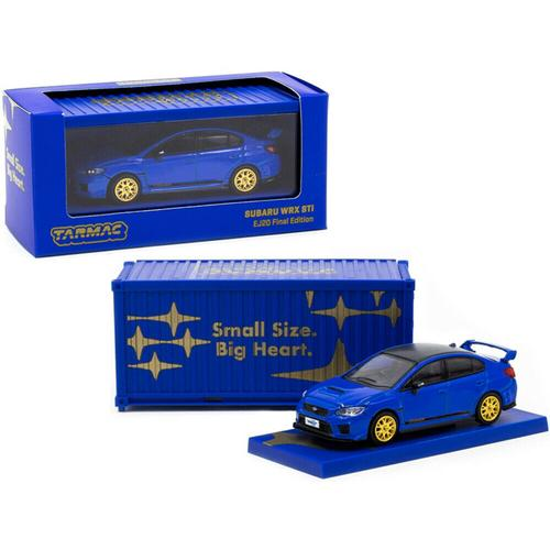 Subaru WRX STi EJ20 with Container