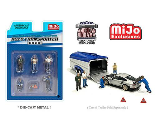 Auto Transport Crew Set