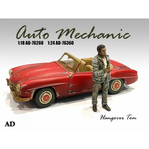 Figure 1:18 Auto Mechanic - Hangover Tom