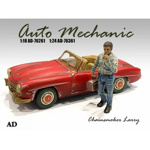 Figure 1:18 Auto Mechanic - Chainsmoker Larry