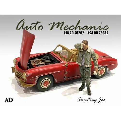 Figure 1:18 Auto Mechanic - Sweating Joe