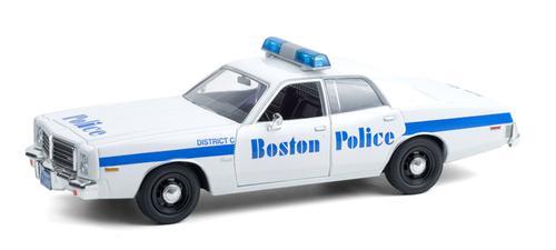 Dodge Coronet 1976 Boston Police
