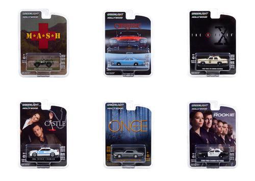1/64 Set Hollywood Series 30